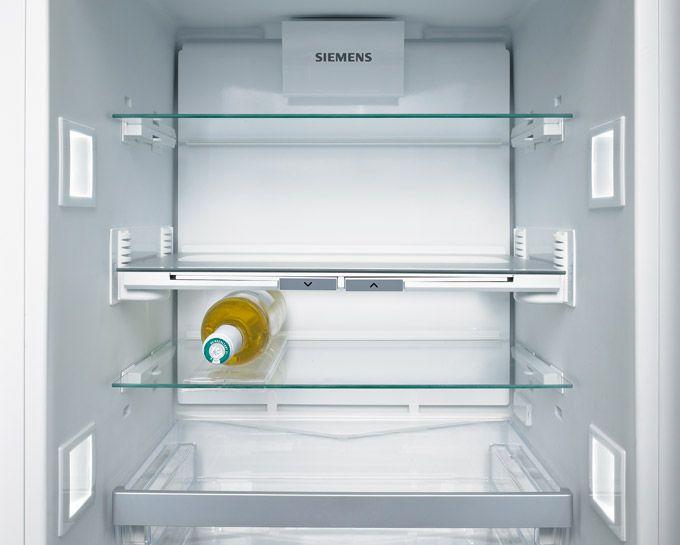 Siemens Kühlschrank Super Taste : Siemens iq kg nvl kühl gefrierkombination mit no frost